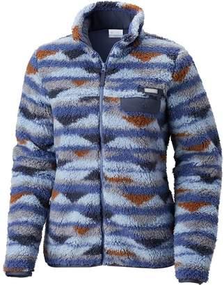 Columbia Mountain Side Heavyweight Fleece Jacket - Women's