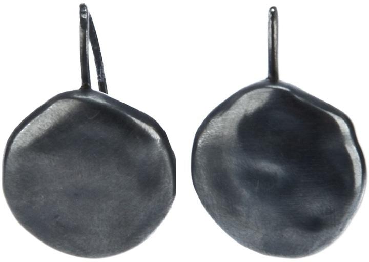 Rosa Maria disc earrings