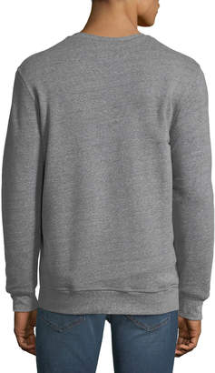 Sol Angeles Men's Crewneck Thermal Sweatshirt