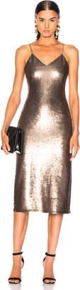 Cinq à Sept Sequin Emmalyn Dress in Pewter | FWRD
