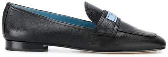 Prada brand patch loafers