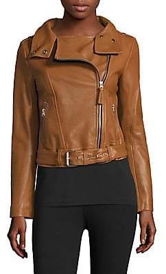 Mackage Women's Hania Moto Jacket