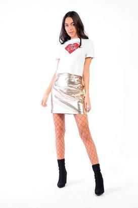 Glamorous **MeTallic Skirt