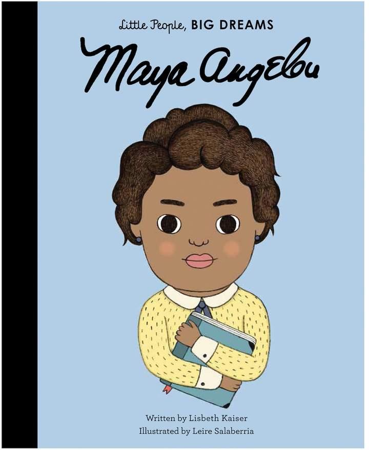 Quarto Publishing Maya Angelou