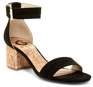 G by GUESS Eady Sandal $69 thestylecure.com
