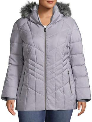ZeroXposur Woven Heavyweight Puffer Jacket