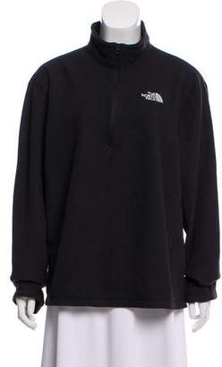 The North Face Long Sleeve Textured Sweatshirt