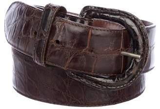 Polo Ralph Lauren Alligator Belt
