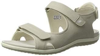 Geox Women's Vega 1 Flat Sandal