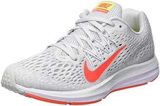 1aa430eb64 ... Nike Women's Zoom Winflo 5 Running Shoes, (Black/White/Anthracite ...