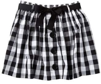 Kate Spade gingham skirt (Big Girls)