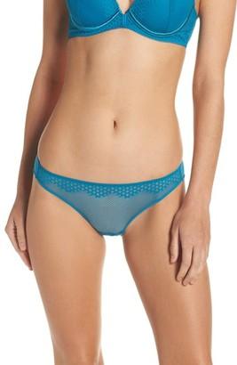 Women's On Gossamer Geo Mesh Bikini