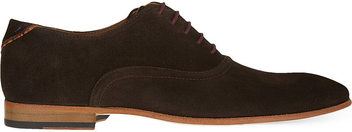 Paul SmithPaul Smith Starling suede Oxford shoes