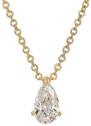 Ileana Makri Women's Teardrop Pendant Necklace