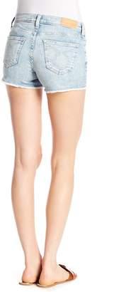 Big Star Alex Frayed Shorts