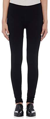 Helmut Lang Women's Stretch-Microfiber Leggings