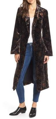 Paige Chrystin Velvet Robe