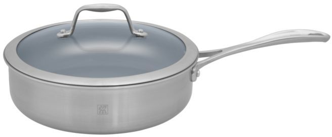 Zwilling J.A. Henckels Spirit 3-Quart Sauté Pan with Lid