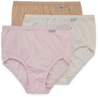 Jockey Plus Elance Queen 3 Pair Brief Panty 1486