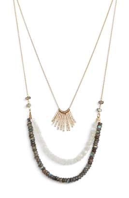 Celine Collections by joya Multistrand Necklace