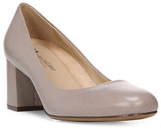 Naturalizer N5 Contour Whitney Leather Pumps