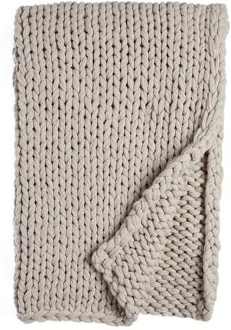 Knit Throw