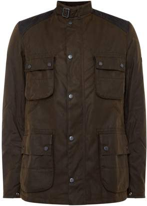 Barbour Men's International weir wax jacket