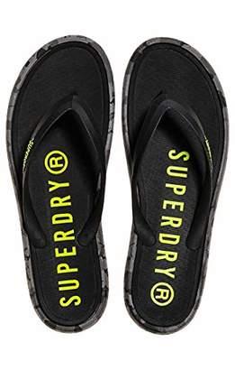 Superdry SURPLUS GOODS FLIP FLOP, Men's Low-Top Slippers Beach & Pool Shoes,(42/43 EU)