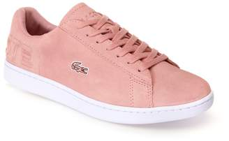 Lacoste Women's Carnaby Evo Suede Trainers