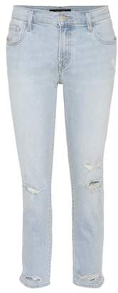 J Brand Sadey distressed jeans