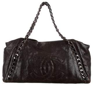 Chanel Modern Chain Large E/W Tote