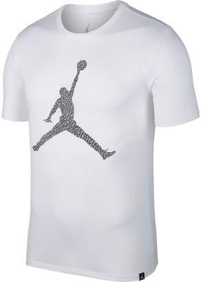 Jordan Jumpman Sportswear Men's Shortsleeve T-Shirt aj1413-100 (Size L)