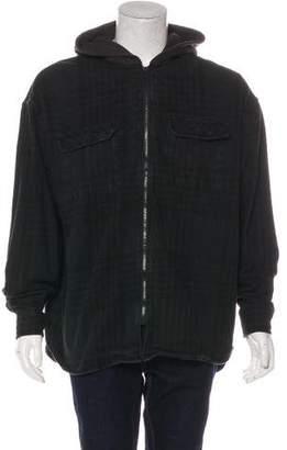 Yeezy Oversize Calabasas Jacket