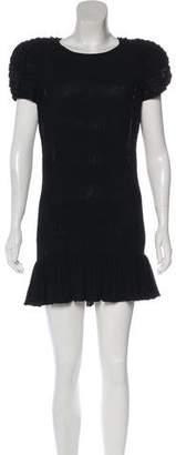 Isabel Marant Pleated Mini Dress