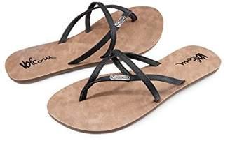 Volcom Night Long Womens Sandal Dress