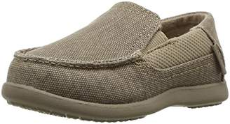 Crocs Boys' Santa Cruz II PS Loafer