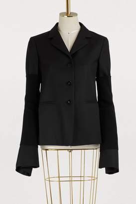Jil Sander Fermi wool jacket