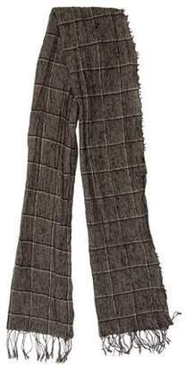 Etoile Isabel Marant Wool-Blend Fringe Scarf