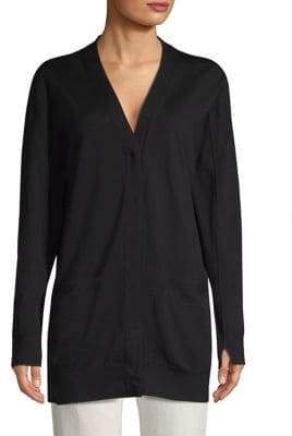 Marc Jacobs Button-Up Wool Cardigan