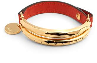 Chloé Nile leather bracelet