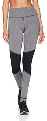 "Starter Women's 29"" High-Waisted Colorblocked Workout Legging"