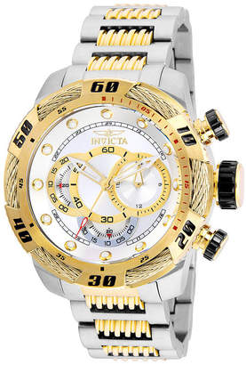Invicta Speedway Mens Two Tone Bracelet Watch-25480