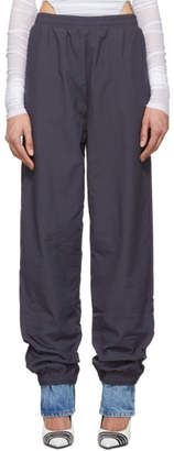 Y/Project Navy Denim Cuff Lounge Pants