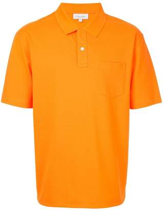 CK Calvin Klein chest pocket polo shirt