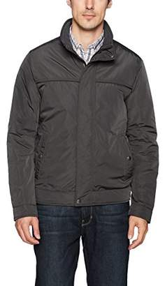 Dockers Performance Barracuda Banded Bottom JKT with Lower Welt Pockets