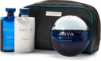 Bvlgari Aqva Pour Homme Atlantiqve 4-Piece Fragrance Set