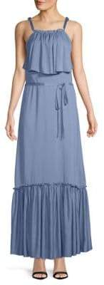 Free People Coco Ruffle Maxi Dress