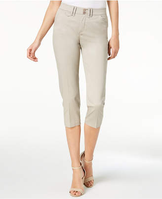 Lee Platinum Laila Madelyn Capri Pants