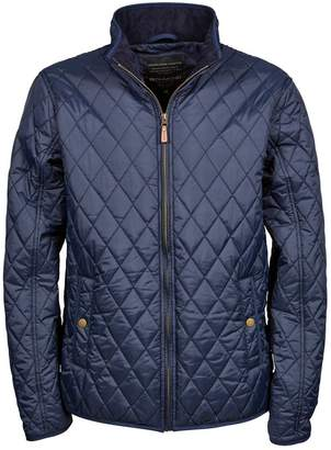Richmond Tee Jays Mens Diamond Quilted Jacket (XL)