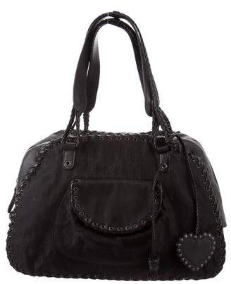Christian Dior Diorissmo Whip Stitched Bag